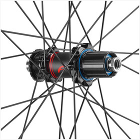 "Fulcrum Red Zone 7 MTB Wielset 27.5"" HG 8-11-speed Disc CL Clincher TLR Boost, zwart"